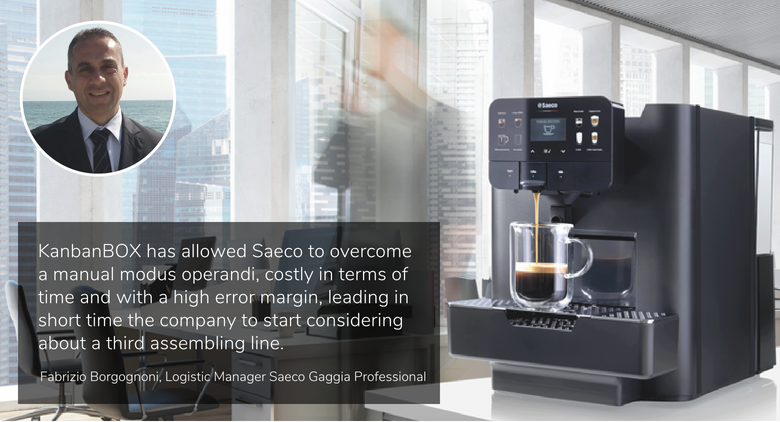 Last year N&W Global Vending S.p.A. completed the acquisition of Saeco Vending S.p.A. by transferring licenses for the use of the Saeco and Gaggia brands