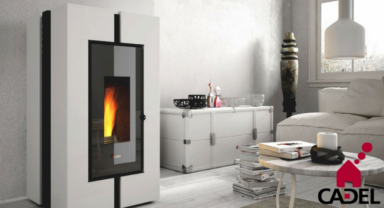 A pellet stoves by Cadel